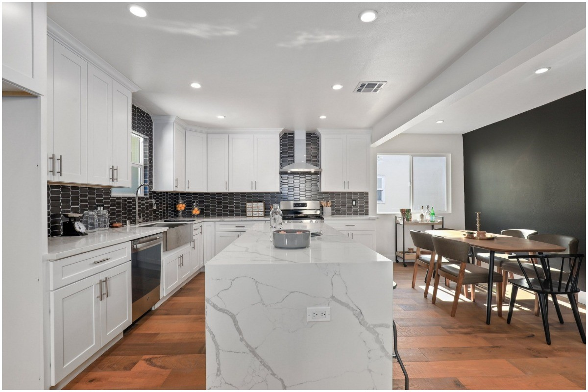 Kitchen Home Inspection in Frisco