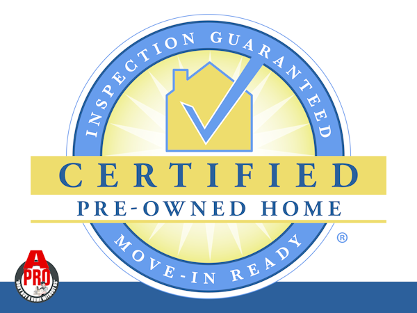 Certified Pre-Owned Home Inspection in Frisco